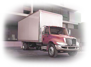 cargo shipping box truck coverage