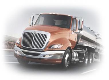 tanker truck oil shipping