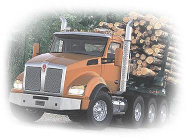 logging truck insurance